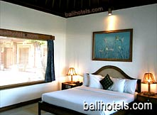 Puri Bagus Candidasa - Superior room double bed
