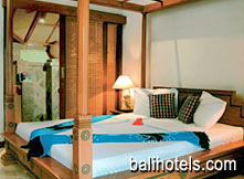 Puri Bagus Manggis - Superior room double bed