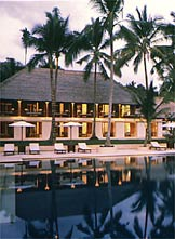 Swimming pool at The Serai