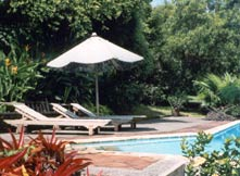 Udayana Eco Lodge - swimming pool