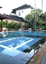 Adhi Dharma Cottages - swimming pool