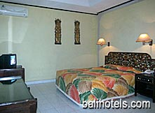 Bali Summer Hotel - Standard Room with twin bed