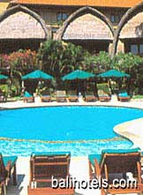 Ramayana Hotel - swimming pool