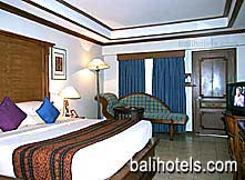 Ramayana Hotel - superior room double bed