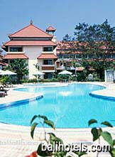 White Rose Hotel - swimming pool