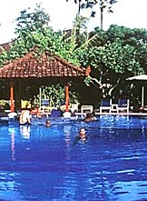 Hotel Puri Raja - swimming pool