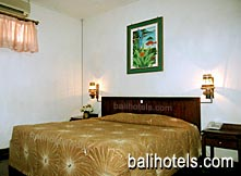 Hotel Sinar Bali - superior room double bed