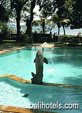 Bali Lovina Beach Cottages - swimming pool