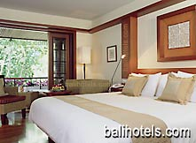 Melia Bali Villas & Spa Resort - superior room with double bed