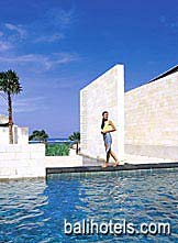 The Bale Nusa Dua Bali - double pavilion private pool