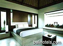 The Bale Nusa Dua Bali - single pavilion with double bed