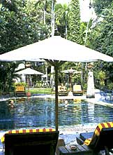 Segara Village - swimming pool
