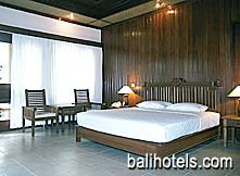 Sri Phala Resort & Villa - Deluxe Room double bed