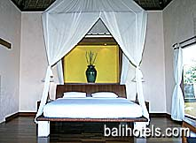 Biyukukung Suites and Spa - suite double bed